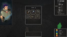 WIP the inventory system