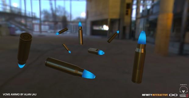 VCMS Bullets