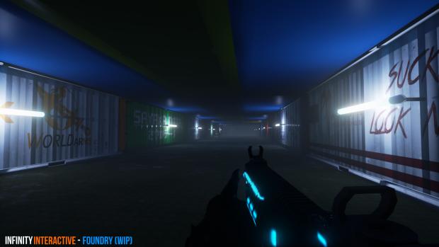 Corridor - Foundry
