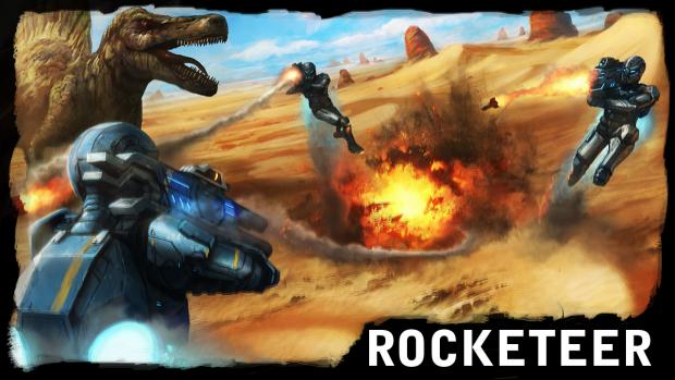 'ORION: Dino Horde' - Game Mode Artwork