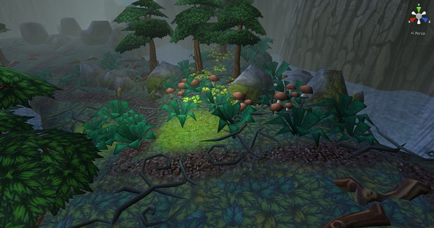World Preview - Entangled Woods