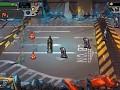 C-Wars BETA 1.2 melee combat gameplay