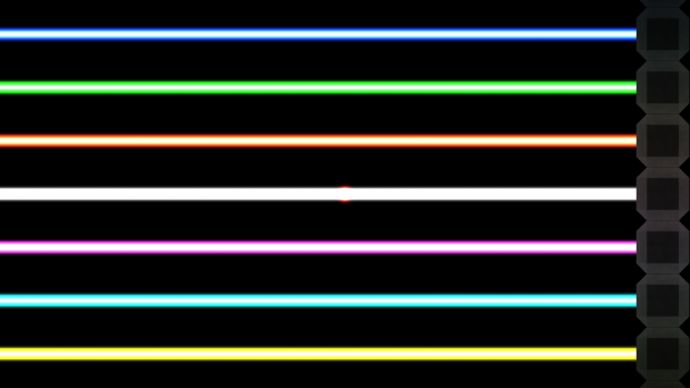 all of the beam colors.