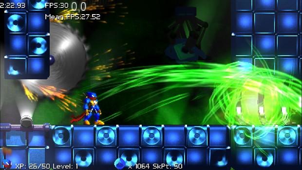 A few screenshots of the current alpha version