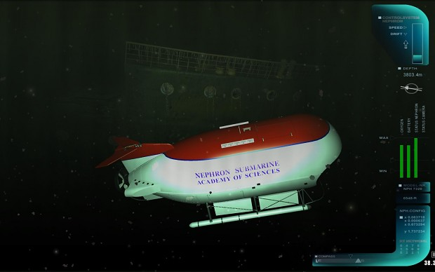 Dive To The Titanic Screenshots