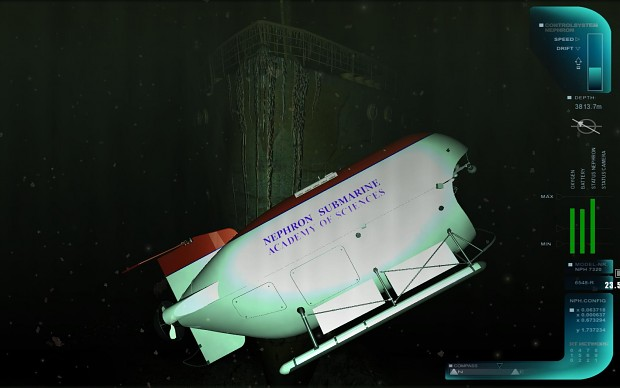 Dive To The Titanic Screenshots