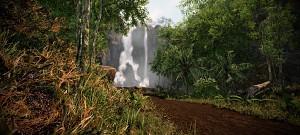 Aftermath-Waterfall progress