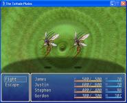 Hornet Battle!