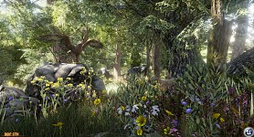 The Forest Powered by Unreal Engine 4