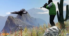 Machu Picchu (Alpha) - The prologue