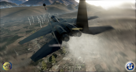 fighter aircrafts - The Unreal Engine 4 Power