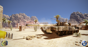 Tanks - Unreal Engine 4