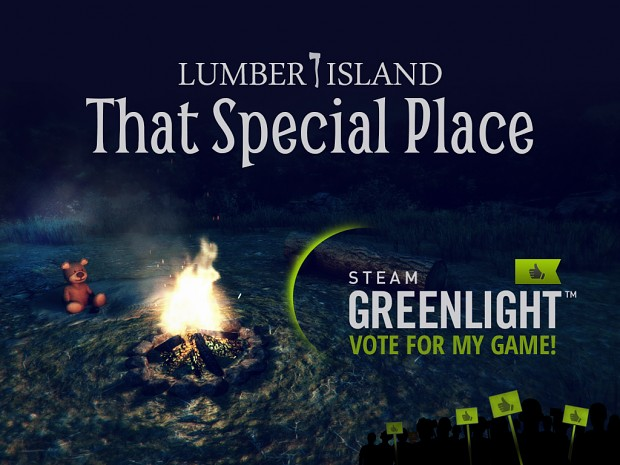 Lumber Island - That Special Place [GREENLIGHT]