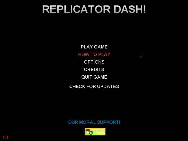 Replicator Dash Screenshots