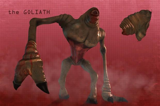 Goliath Monster