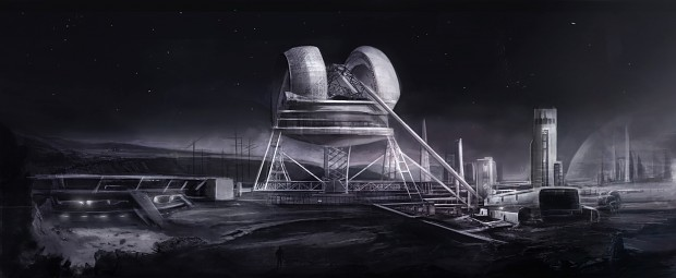 The Pluto Observatory Outpost