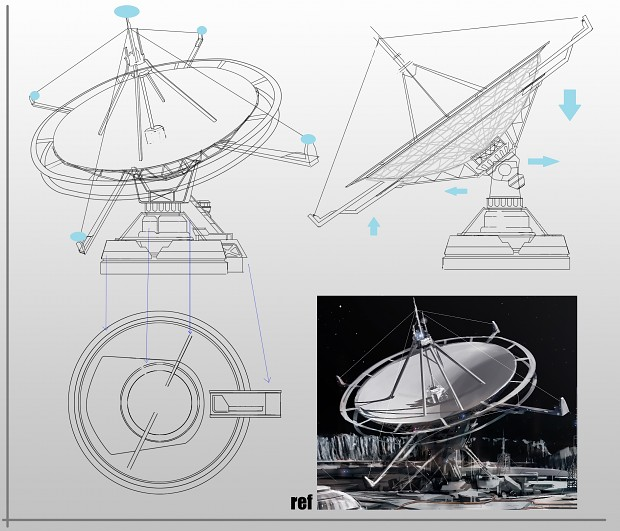 Concept Art for 2112TD