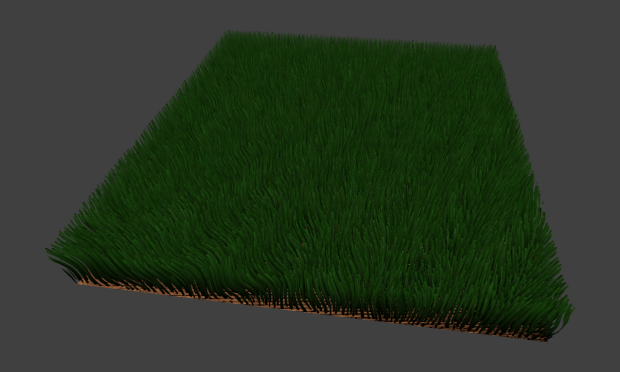 Real Time Grass