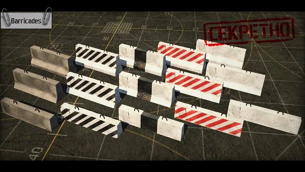 Barricades - WIP