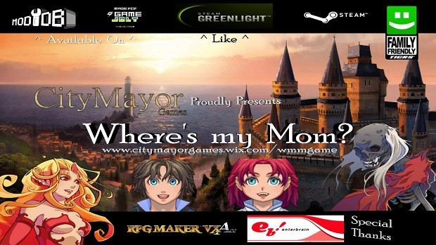 Where's my Mom? - Poster