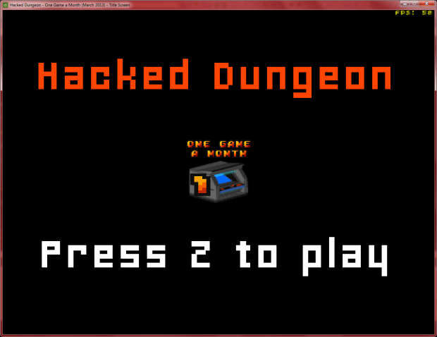 Hacked Dungeon