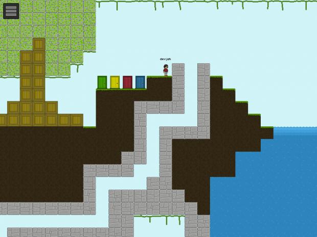Adventure island level