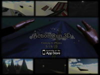 Action Run 3D Coming To iPhone May 19th