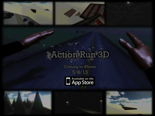 Action Run 3D Coming May 8th