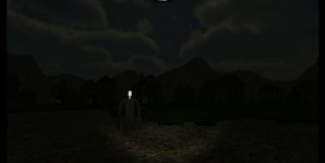 Slender - The Final Night - Map 3 - Medieval