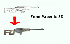 From Paper to 3D