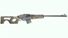 """Dolkon """"Rhino"""" Type-110 Rifle, Finished"""