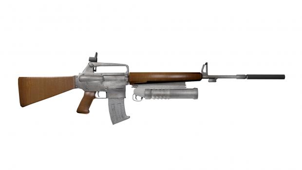 "Semina Arms MR-10 ""Legacy"" w/ VGM-490, VMS, Supp."