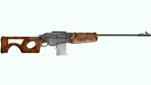 """Dolkon """"Rhino"""" Type-110 Rifle Legacy"""