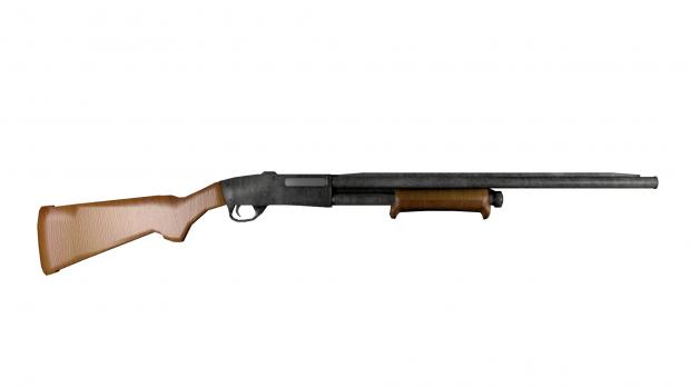 AMA 9-20 Shotgun Legacy