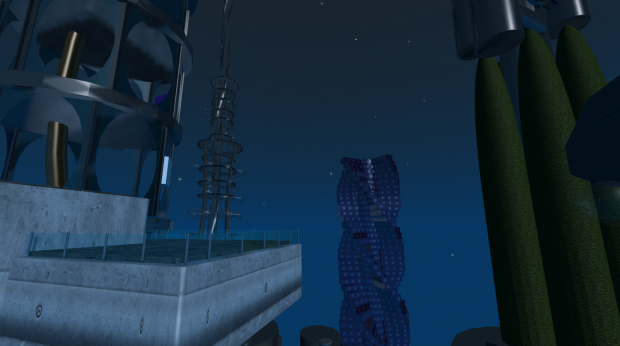 Skyscrapers in UemeU