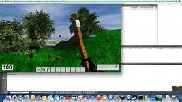 First screenshot of the Mac version