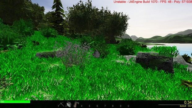 New voxel rendering system