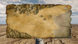 Open world map first ever location added!