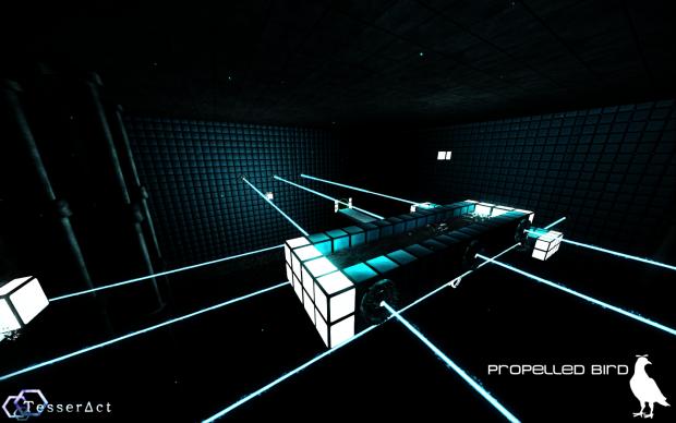 TesserΔct Screenshots