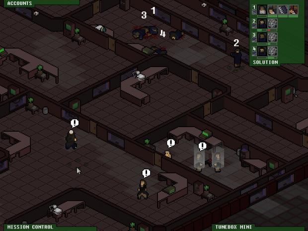 Black Annex Screenshots