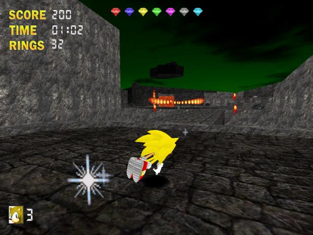 Super Sonic Image