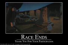 Race Ends