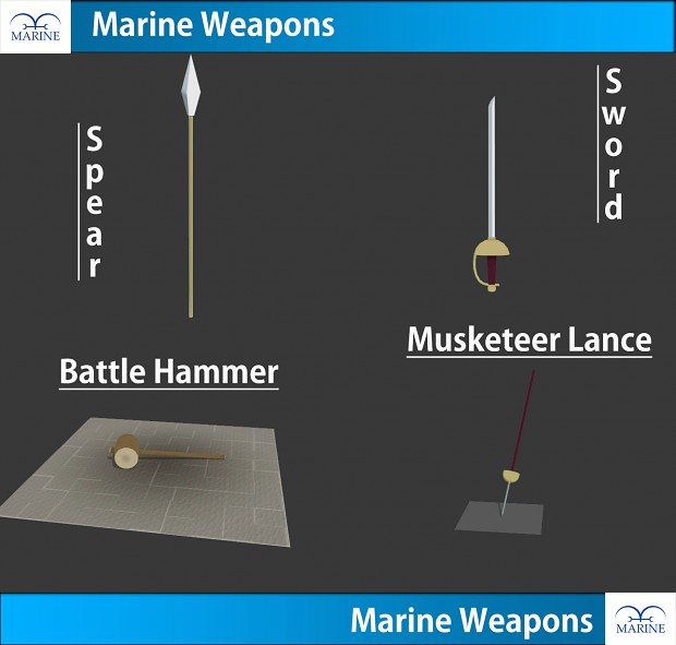 Marine weapons