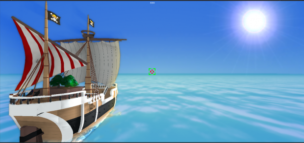 going merry ingame