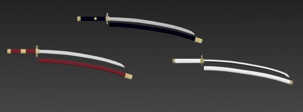 Zoro's Swords