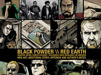 Black Powder \\ Red Earth Reloaded