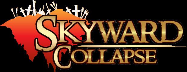 Skyward Collapse banner