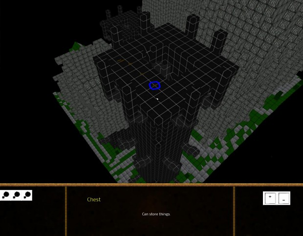 Dungeoncraft Alpha patch 255r1 has been released on Desura.