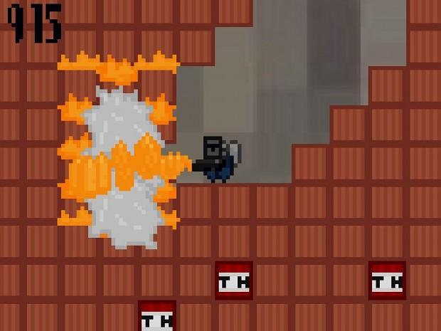 burn the wood 1