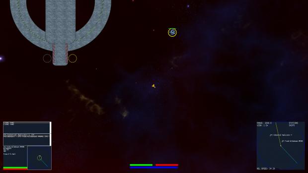 Dark Frontier Dev Build